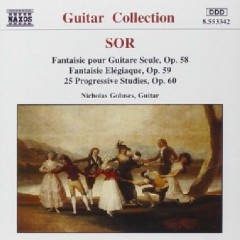 Sor - Guitar Music Op. 58, 59 & 60 (No. 1)