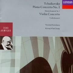 Tchaikovsky - Piano Concerto No. 1; Violin Concerto