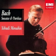 Bach - Solo Sonatas & Partitas For Violin (Disc 1)