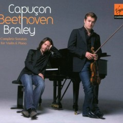 Beethoven - Complete Sonatas For Violin & Piano CD 3 - Renaud Capucon, Frank Braley