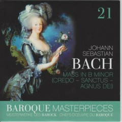 Baroque Masterpieces CD 22 - Bach & Vivaldi (No. 2) - Helmuth Rilling