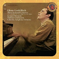 Bach - Three Keyboard Concertos CD 1