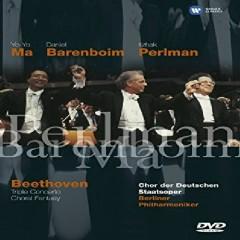 Beethoven - Choral Fantasy And Triple Concerto For Violin, Cello & Piano - Itzhak Perlman, Yo Yo Ma