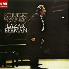 Schubert - Piano Sonata