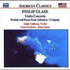 Glass - Violin Concerto