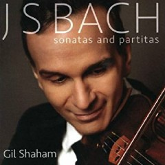 J.S. Bach - Sonatas & Partitas For Violin CD 1
