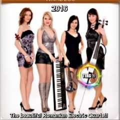 The beautiful Romanian Electric Quartet (No. 1) - Amadeus Band
