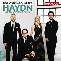 Haydn - String Quartets, Op. 76 CD 2 - Doric String Quartet