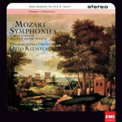 Mozart - Symphonies Nos. 40 & 41 - Otto Klemperer, Philharmonia Orchestra