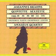 Brahms - Quintets; Sextets CD 3