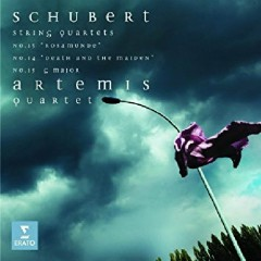 Schubert - String Quartets Nos 13 - 15 CD 2 - Artemis Quartet