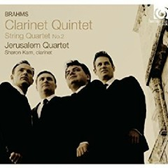 Brahms - Clarinet Quintet, String Quartet No. 2 - Sharon Kam, Jerusalem Quartet