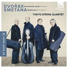 Dvorak - String Quartet No. 12; Smetana - String Quartet No. 1 - Tokyo String Quartet