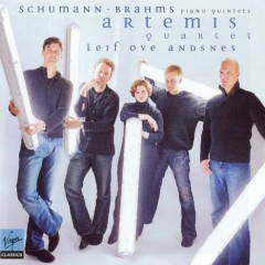 Schumann, Brahms - Piano Quintets