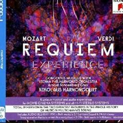 Mozart, Verdi - Requiem Experience CD 1