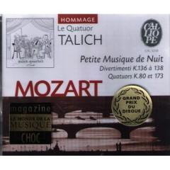Mozart - Petite Musique de Nuit (No. 1)