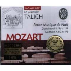 Mozart - Petite Musique de Nuit (No. 2)