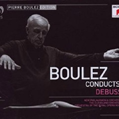Boulez Conducts Debussy CD 4