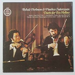 Duets For Two Violins - Itzhak Perlman, Pinchas Zukerman