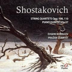 Shostakovich - String Quartets, Opp. 108 & 110; Piano Quintet, Op. 57