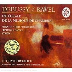 Debussy, Ravel - Intégrale De La Musique De Chambre CD 2