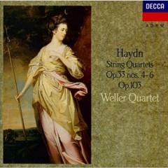 Haydn - String Quartets Op. 33 Nos 4 - 6 & Op. 103