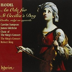 Handel - An Ode For St. Cecilia's Day (No. 2)