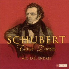 Schubert -  Tänze, Dances CD 3