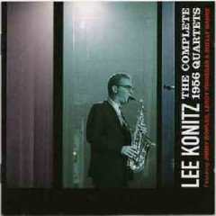 Lee Konitz ‎– The Complete 1956 Quartets CD 2