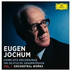 Eugen Jochum - Complete Recordings On Deutsche Grammophon Vol. 1 Orchestral Works CD 40