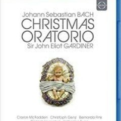 Bach - Christmas Oratorio (No. 1)