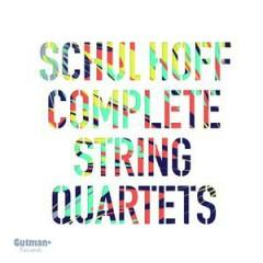 Schulhoff, Erwin - Complete String Quartets CD 2