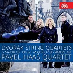 Dvorak - String Quartets Op. 106 & Op. 96