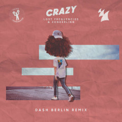 Crazy (Dash Berlin Remix) - Lost Frequencies, Zonderling