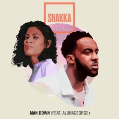 Man Down (Single) - Shakka
