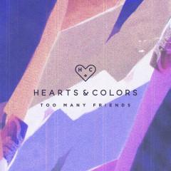 Too Many Friends (Single)