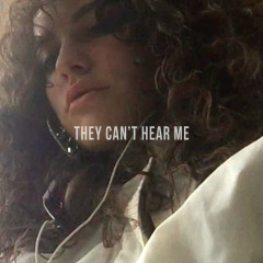 They Can't Hear Me (Single) - Oklou