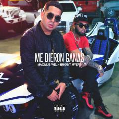 Me Dieron Ganas (Single)