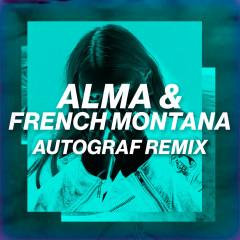 Phases (Autograf Remix) (Single) - Alma, French Montana