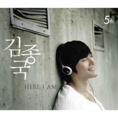 Here I Am CD1 - Kim Jong Kook