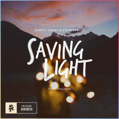 Saving Light (Single) - Gareth Emery, Standerwick, HALIENE
