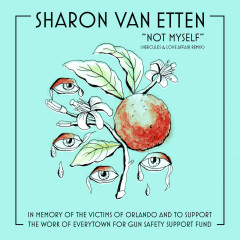 Not Myself (Hercules & Love Affair Remix) (Single) - Sharon Van Etten