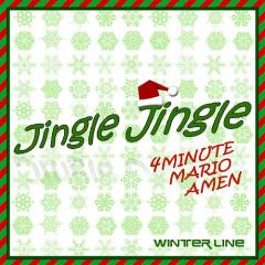 Jingle Jingle - 4MINUTE,Mario
