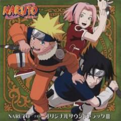 NARUTO Original Soundtrack III