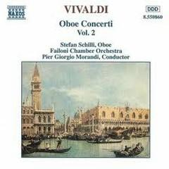 Vivaldi: Oboe Concerti, Vol. 2 No.2