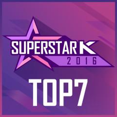 Superstar K 2016 Top 7