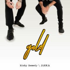 Gold (Single) - Ricky Remedy, JOHN.k