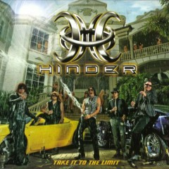 Take It To The Limit (Deluxe Edition) (CD1) - Hinder