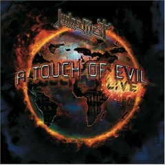 A Touch Of Evil - Live (Special Russian Version) - Judas Priest