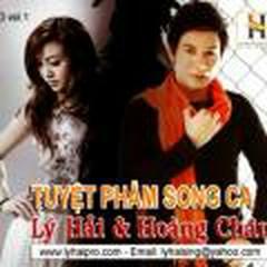 Album Tuyệt Phẩm Song Ca  ( Lý Hải - Hoàng Châu ) -